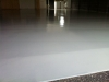 grey-epoxy garage floor, Mt. Eliza