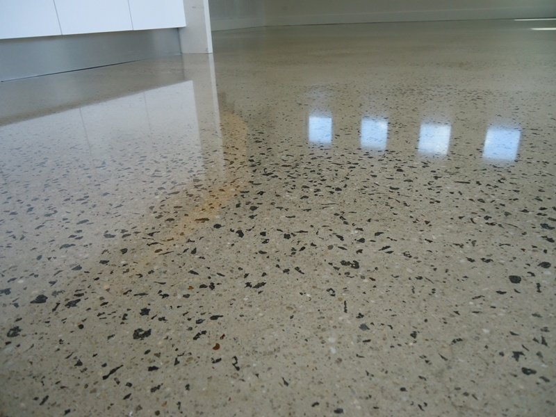 Crc polished concrete job in epping vic 3076 for Cleaning polished concrete