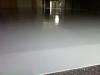 grey-epoxy garage floor, Mt. Eliza
